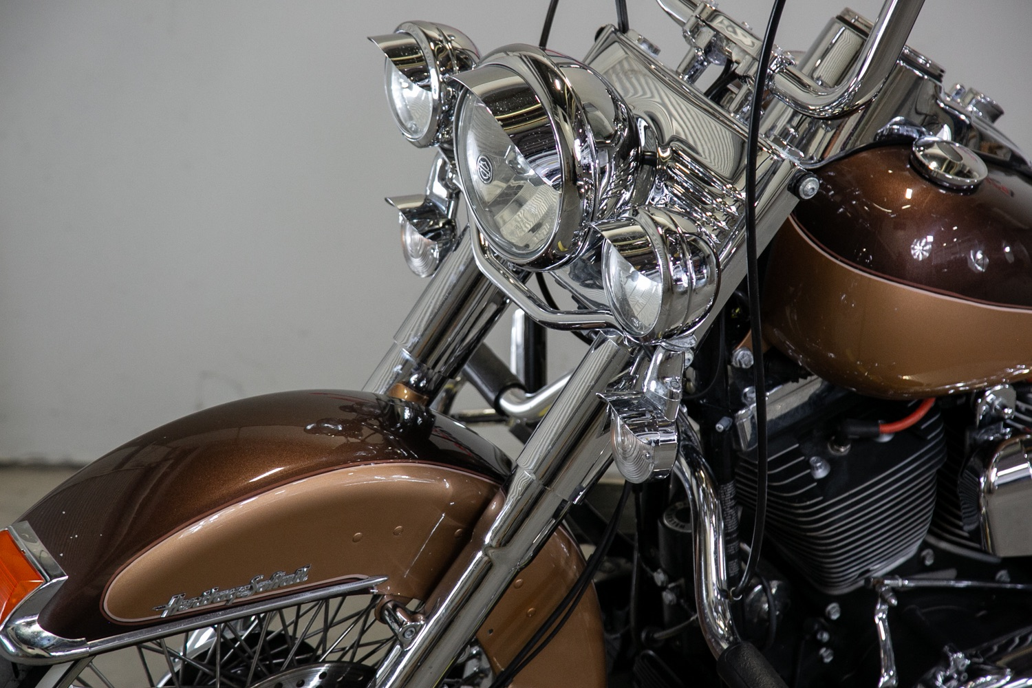 2011 Harley-Davidson Heritage Softail® Classic in Sacramento, California - Photo 25