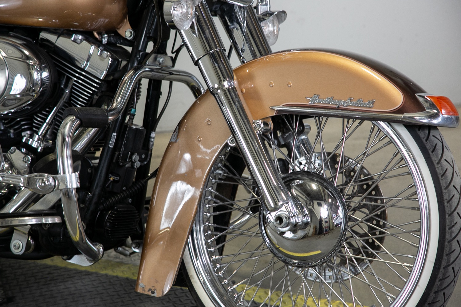 2011 Harley-Davidson Heritage Softail® Classic in Sacramento, California - Photo 31