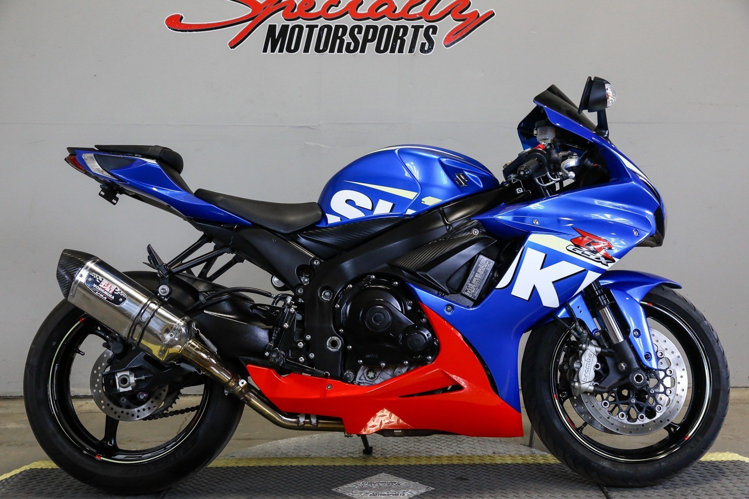 2015 Suzuki GSX-R600 in Sacramento, California - Photo 1