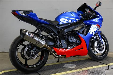 2015 Suzuki GSX-R600 in Sacramento, California - Photo 2