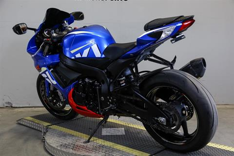 2015 Suzuki GSX-R600 in Sacramento, California - Photo 3