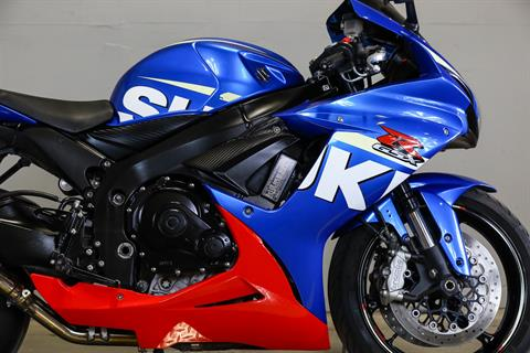 2015 Suzuki GSX-R600 in Sacramento, California - Photo 9