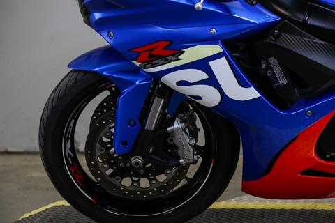 2015 Suzuki GSX-R600 in Sacramento, California - Photo 12