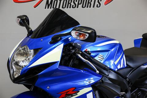2015 Suzuki GSX-R600 in Sacramento, California - Photo 13