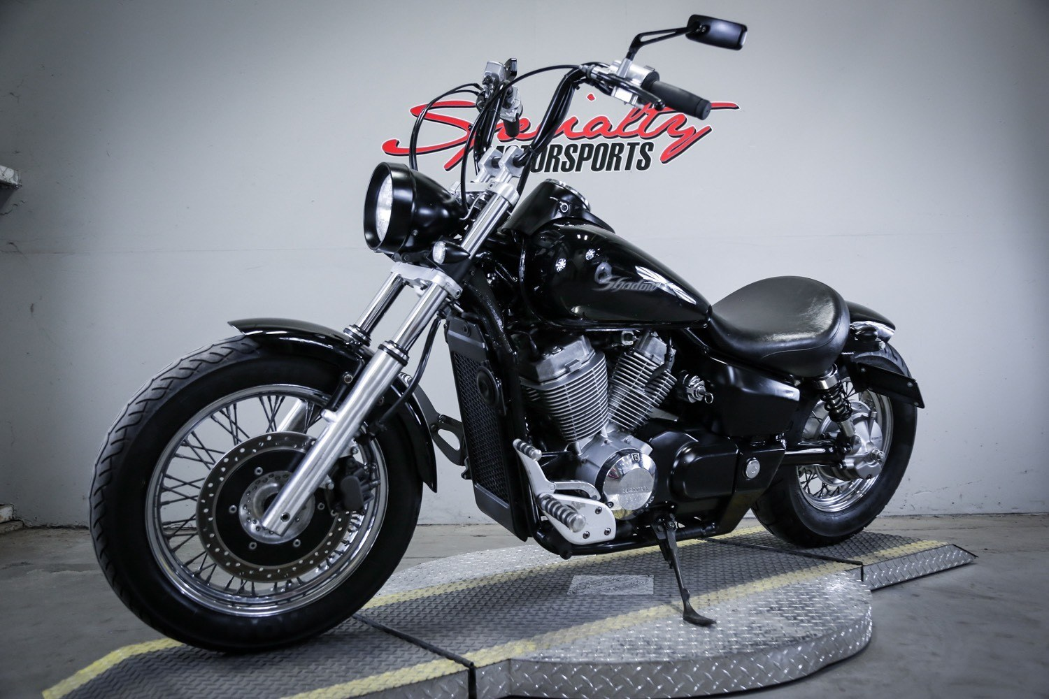 2005 Honda Shadow Aero® 750 in Sacramento, California - Photo 5