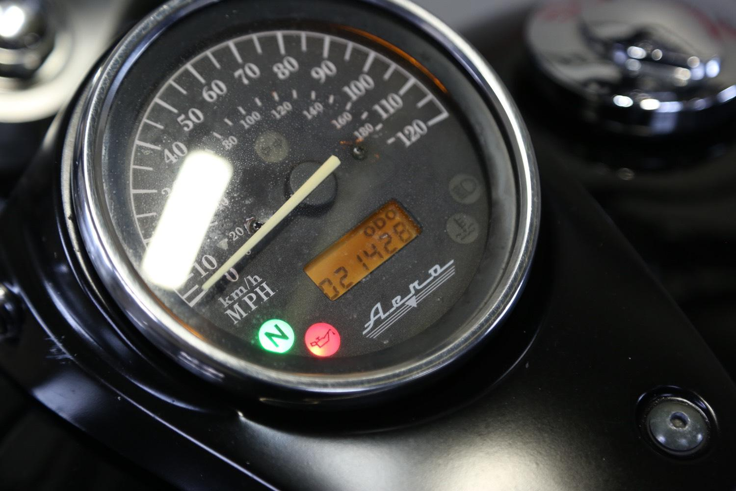 2005 Honda Shadow Aero® 750 in Sacramento, California - Photo 9