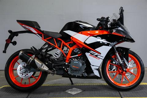 2018 KTM RC 390 in Sacramento, California - Photo 1