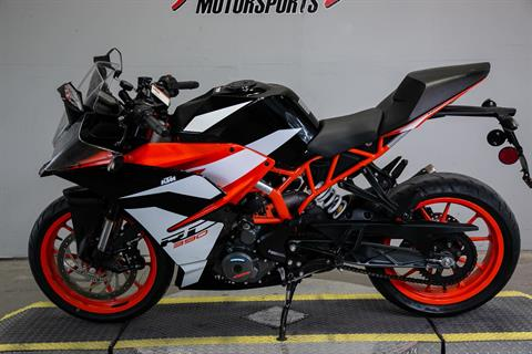 2018 KTM RC 390 in Sacramento, California - Photo 4