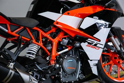 2018 KTM RC 390 in Sacramento, California - Photo 8
