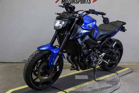 2016 Yamaha FZ-09 in Sacramento, California - Photo 5
