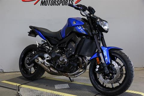 2016 Yamaha FZ-09 in Sacramento, California - Photo 6