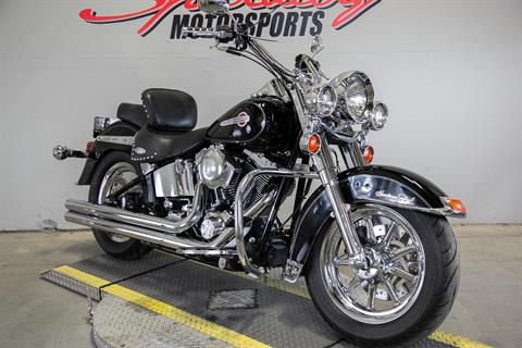 2004 Harley-Davidson FLSTC/FLSTCI Heritage Softail® Classic in Sacramento, California - Photo 6