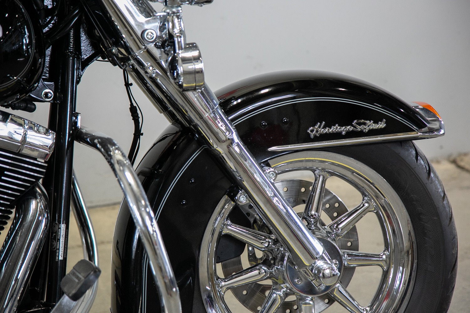 2004 Harley-Davidson FLSTC/FLSTCI Heritage Softail® Classic in Sacramento, California - Photo 10