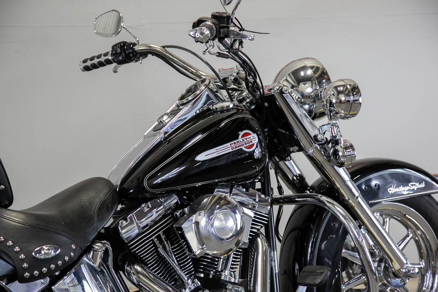 2004 Harley-Davidson FLSTC/FLSTCI Heritage Softail® Classic in Sacramento, California - Photo 11
