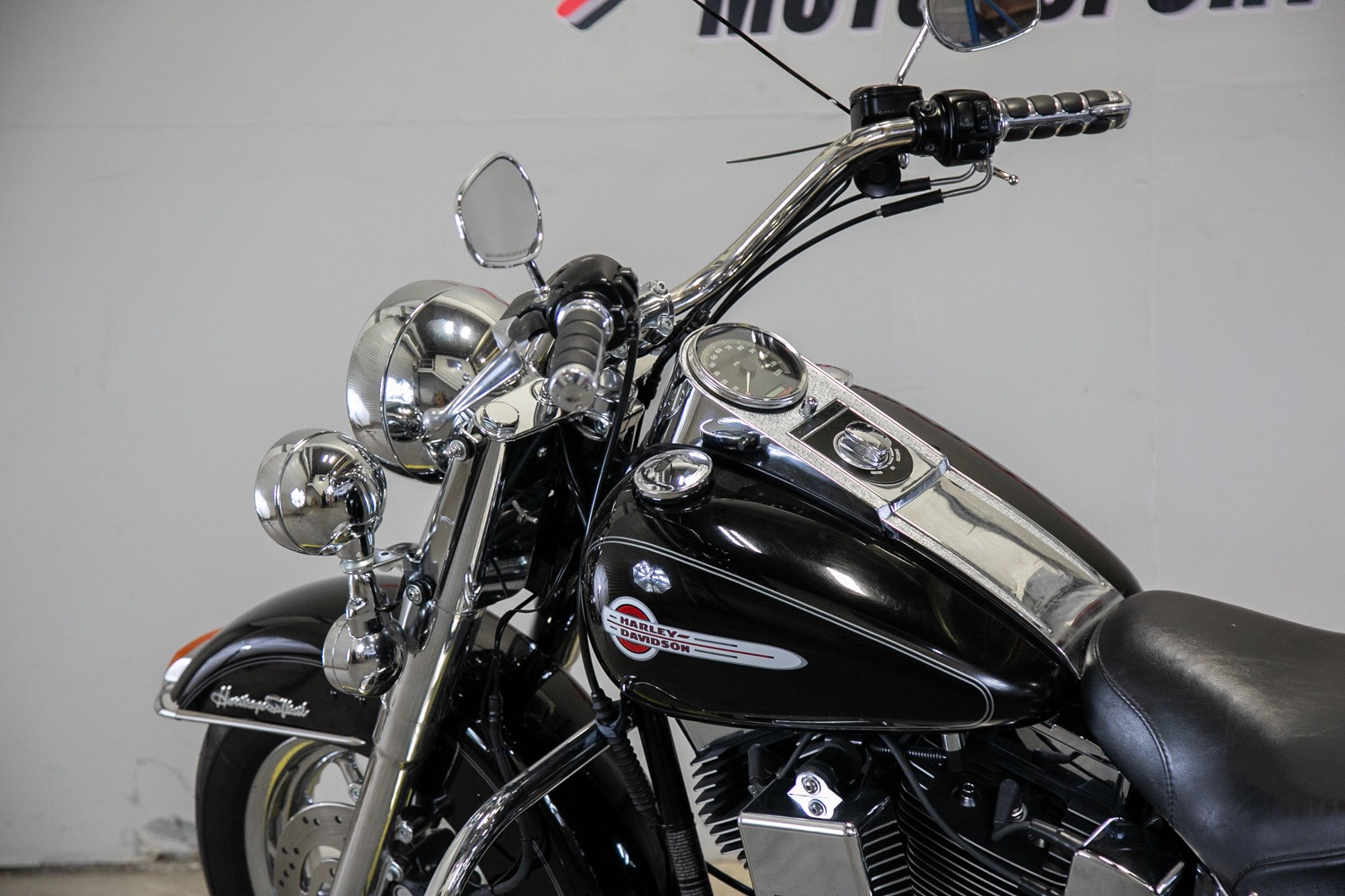 2004 Harley-Davidson FLSTC/FLSTCI Heritage Softail® Classic in Sacramento, California - Photo 13
