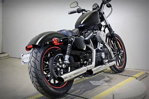 2014 Harley-Davidson Sportster® Iron 883™ in Sacramento, California - Photo 6