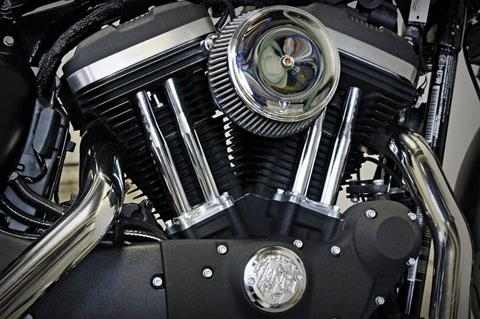2014 Harley-Davidson Sportster® Iron 883™ in Sacramento, California - Photo 9