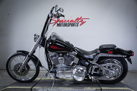 2000 Harley-Davidson FXST Softail® Standard in Sacramento, California - Photo 4
