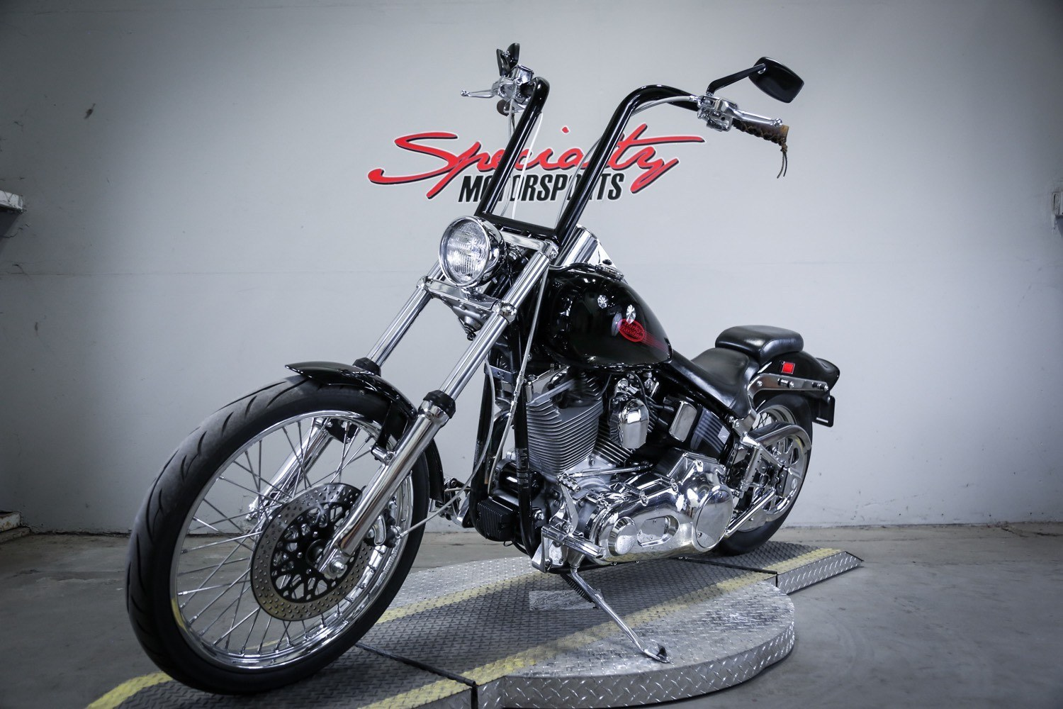 2000 Harley-Davidson FXST Softail® Standard in Sacramento, California - Photo 5