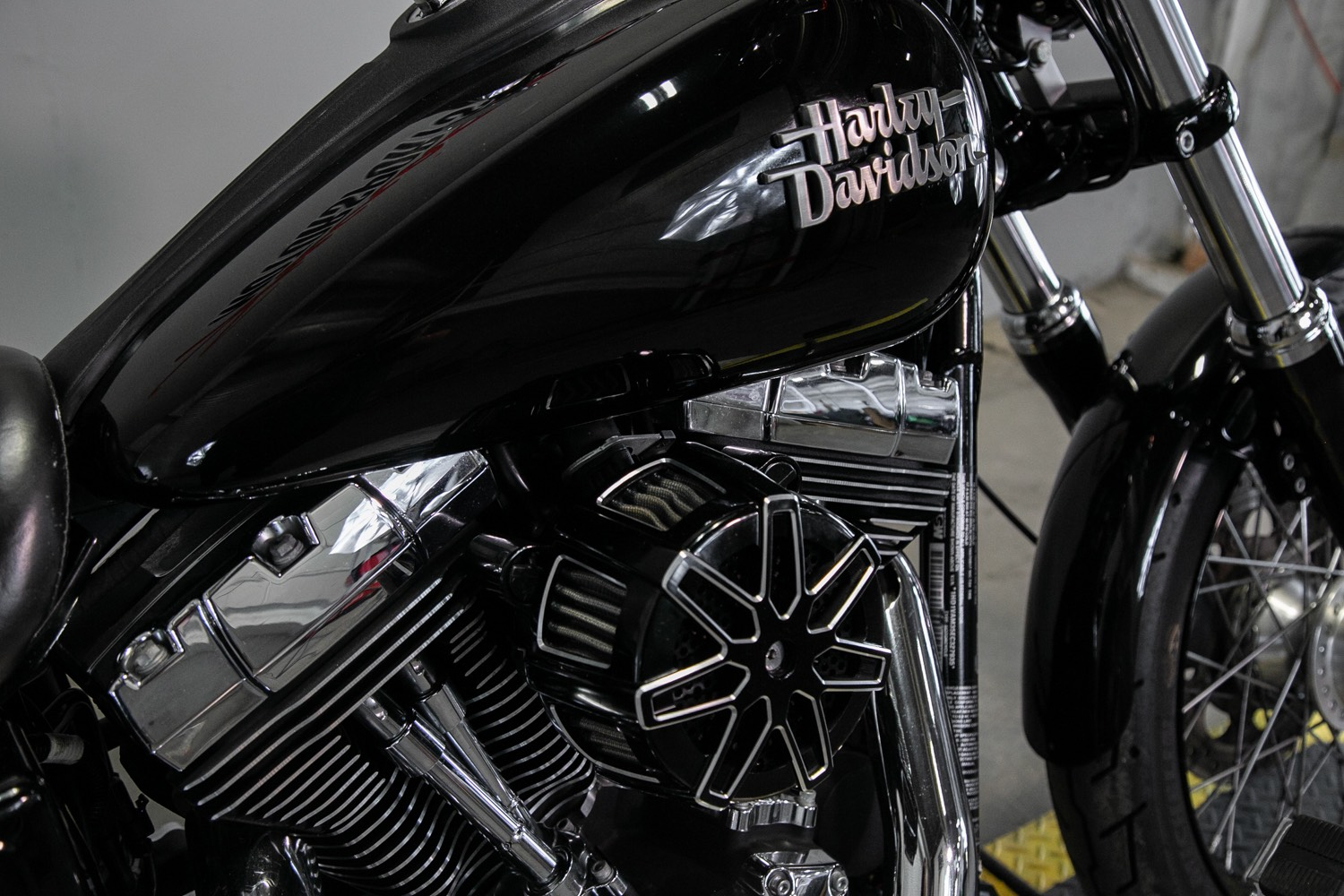 2014 Harley-Davidson Dyna® Street Bob® in Sacramento, California - Photo 10