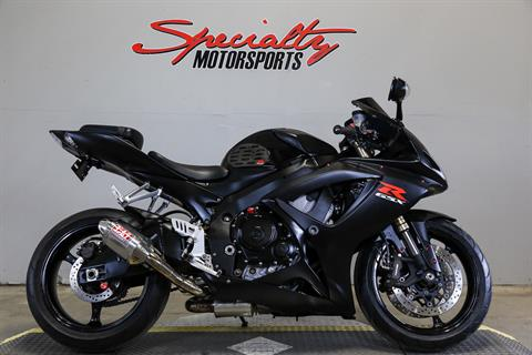 2008 Suzuki GSX-R600™ in Sacramento, California