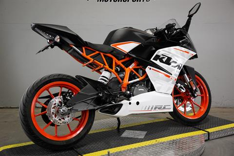 2016 KTM RC 390 in Sacramento, California - Photo 2