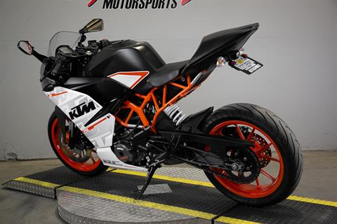 2016 KTM RC 390 in Sacramento, California - Photo 3