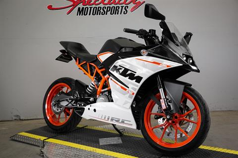 2016 KTM RC 390 in Sacramento, California - Photo 6