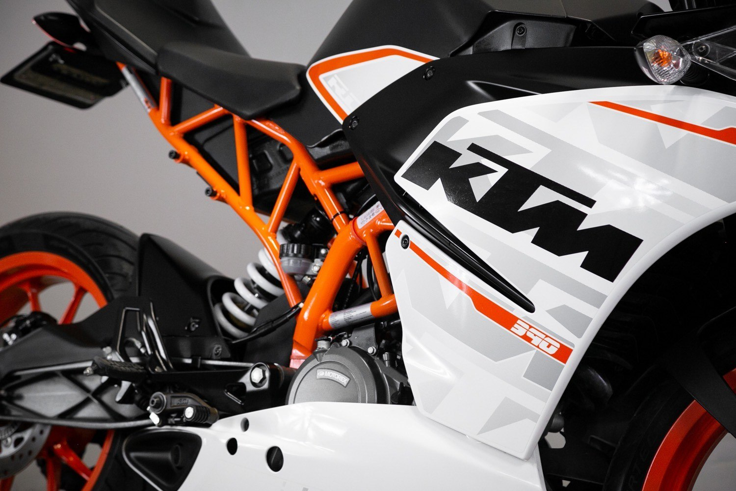 2016 KTM RC 390 in Sacramento, California - Photo 7