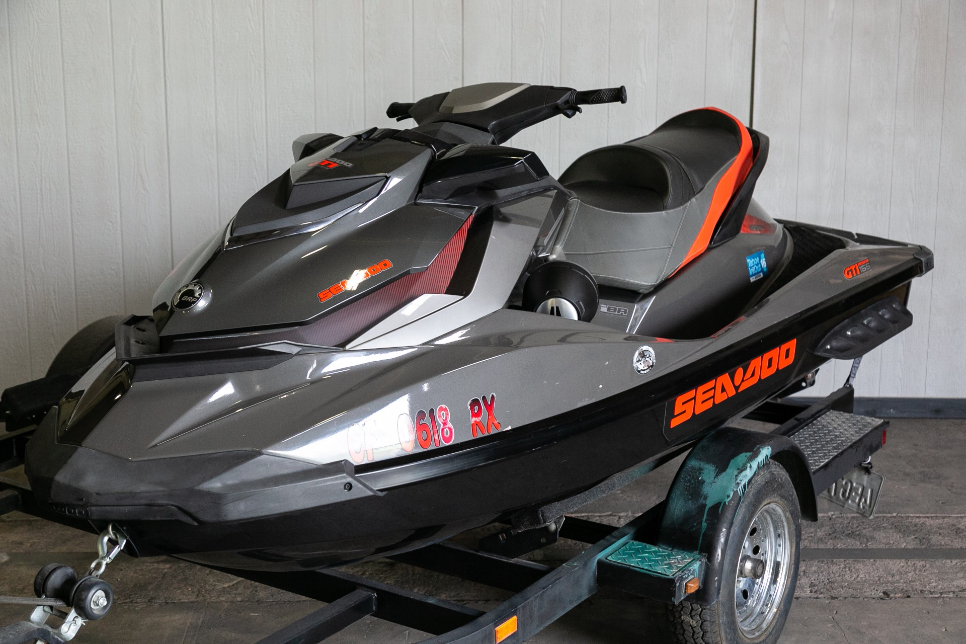 2014 Sea-Doo Sport Boats GTI-SE 155 in Sacramento, California - Photo 3