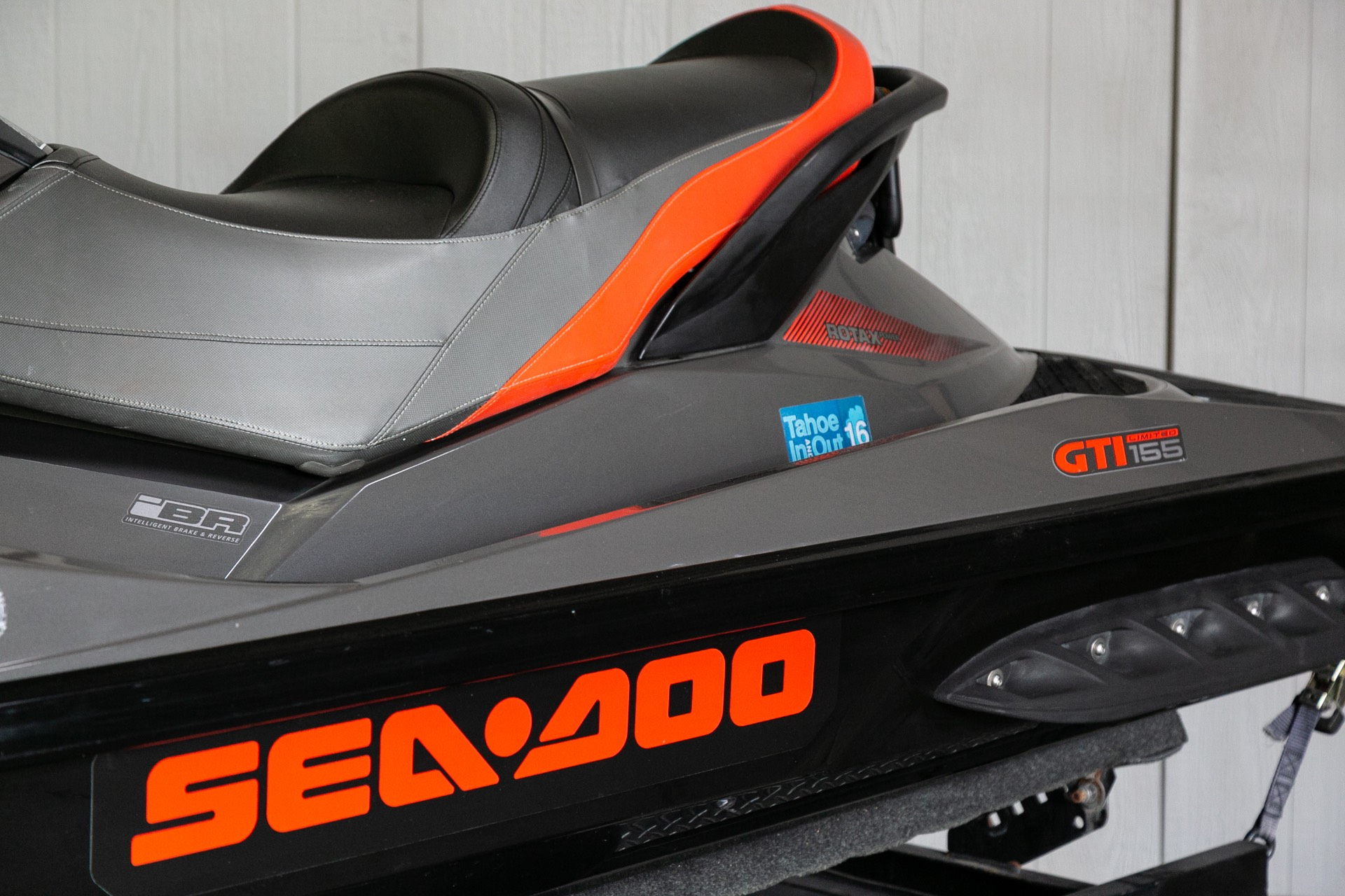 2014 Sea-Doo Sport Boats GTI-SE 155 in Sacramento, California - Photo 4