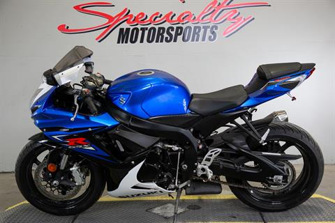 2014 Suzuki GSX-R600™ in Sacramento, California - Photo 4