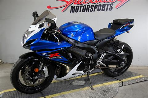 2014 Suzuki GSX-R600™ in Sacramento, California - Photo 5