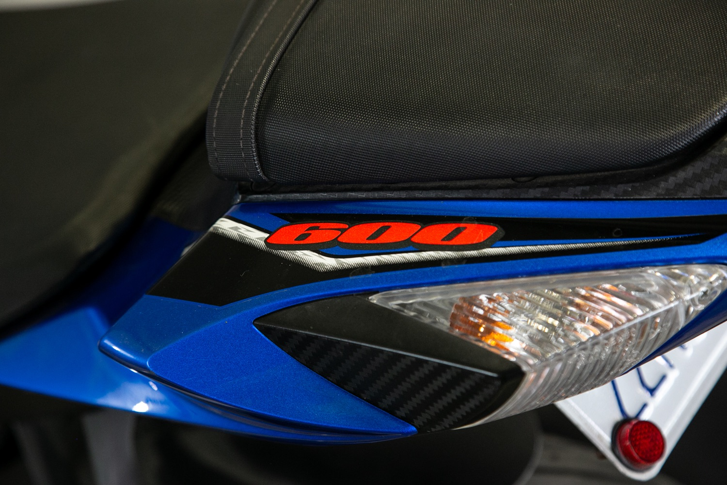 2014 Suzuki GSX-R600™ in Sacramento, California - Photo 12