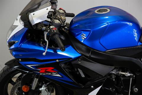 2014 Suzuki GSX-R600™ in Sacramento, California - Photo 14