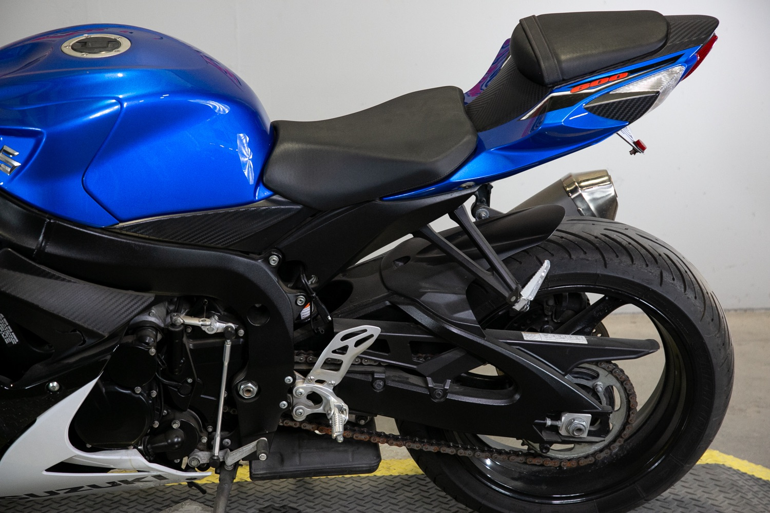 2014 Suzuki GSX-R600™ in Sacramento, California - Photo 15