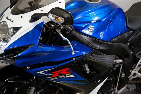 2014 Suzuki GSX-R600™ in Sacramento, California - Photo 16