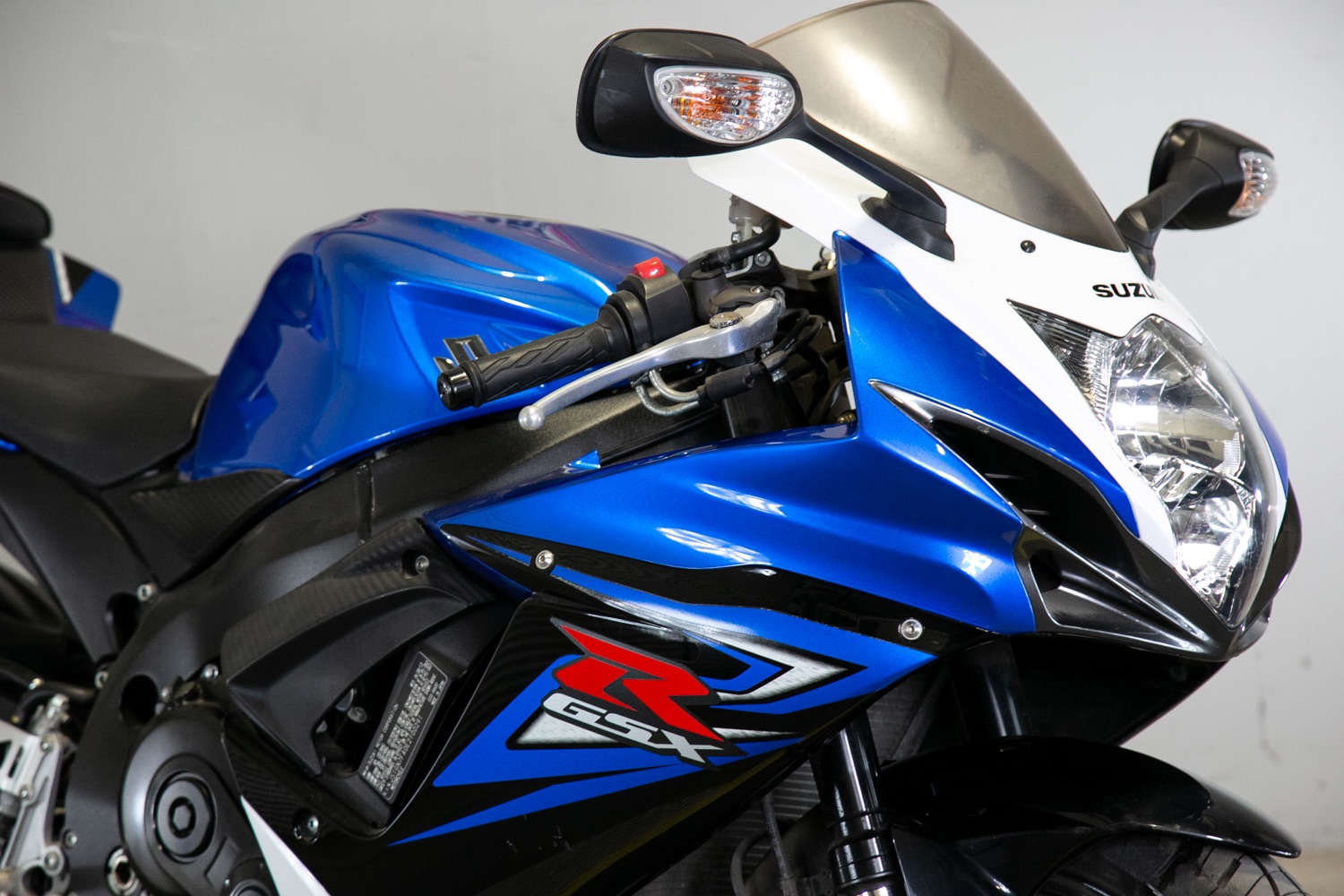 2014 Suzuki GSX-R600™ in Sacramento, California - Photo 17