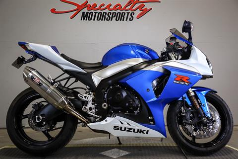 2009 Suzuki GSX-R1000 in Sacramento, California