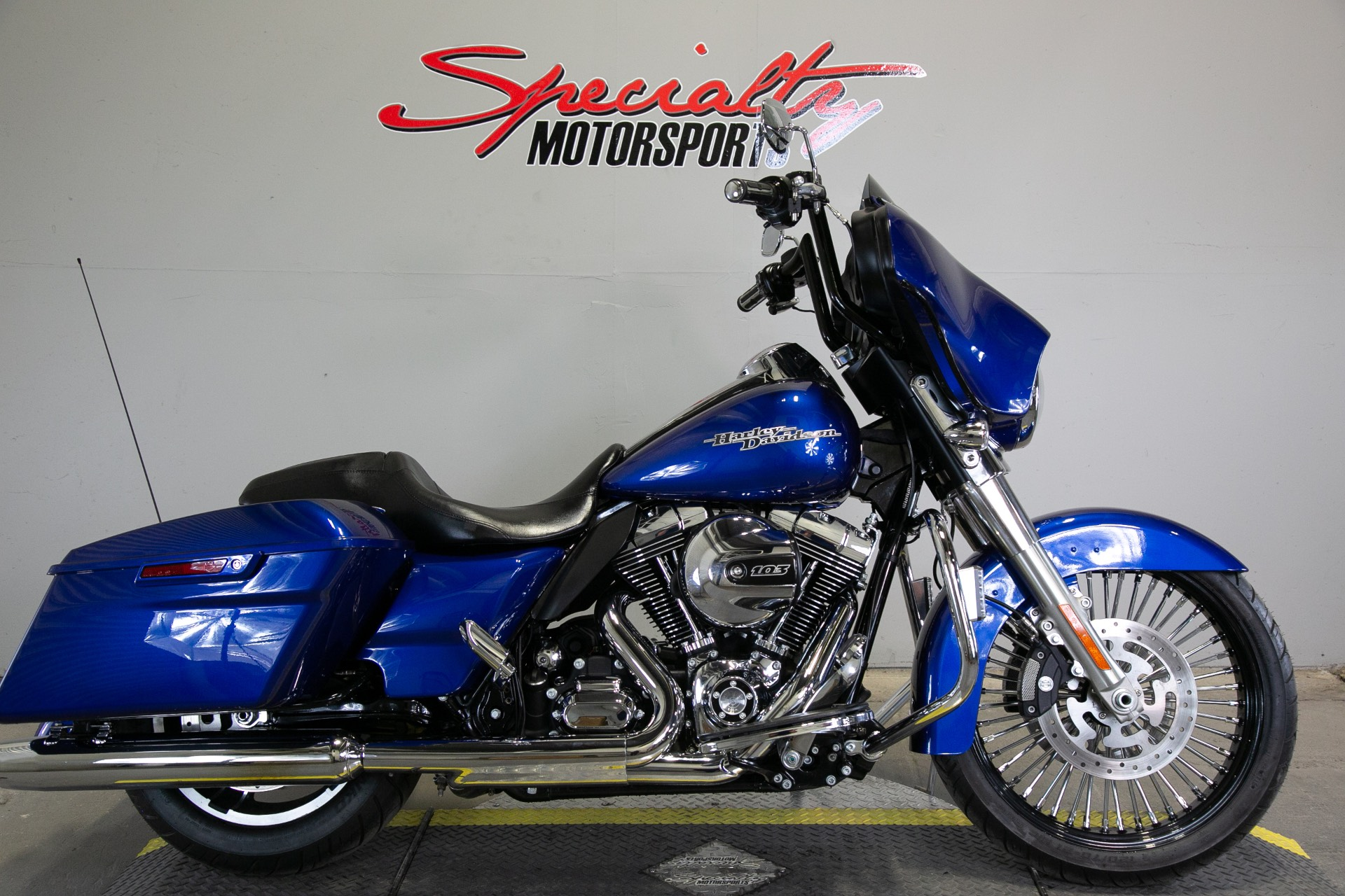 2015 Harley-Davidson Street Glide® in Sacramento, California - Photo 1