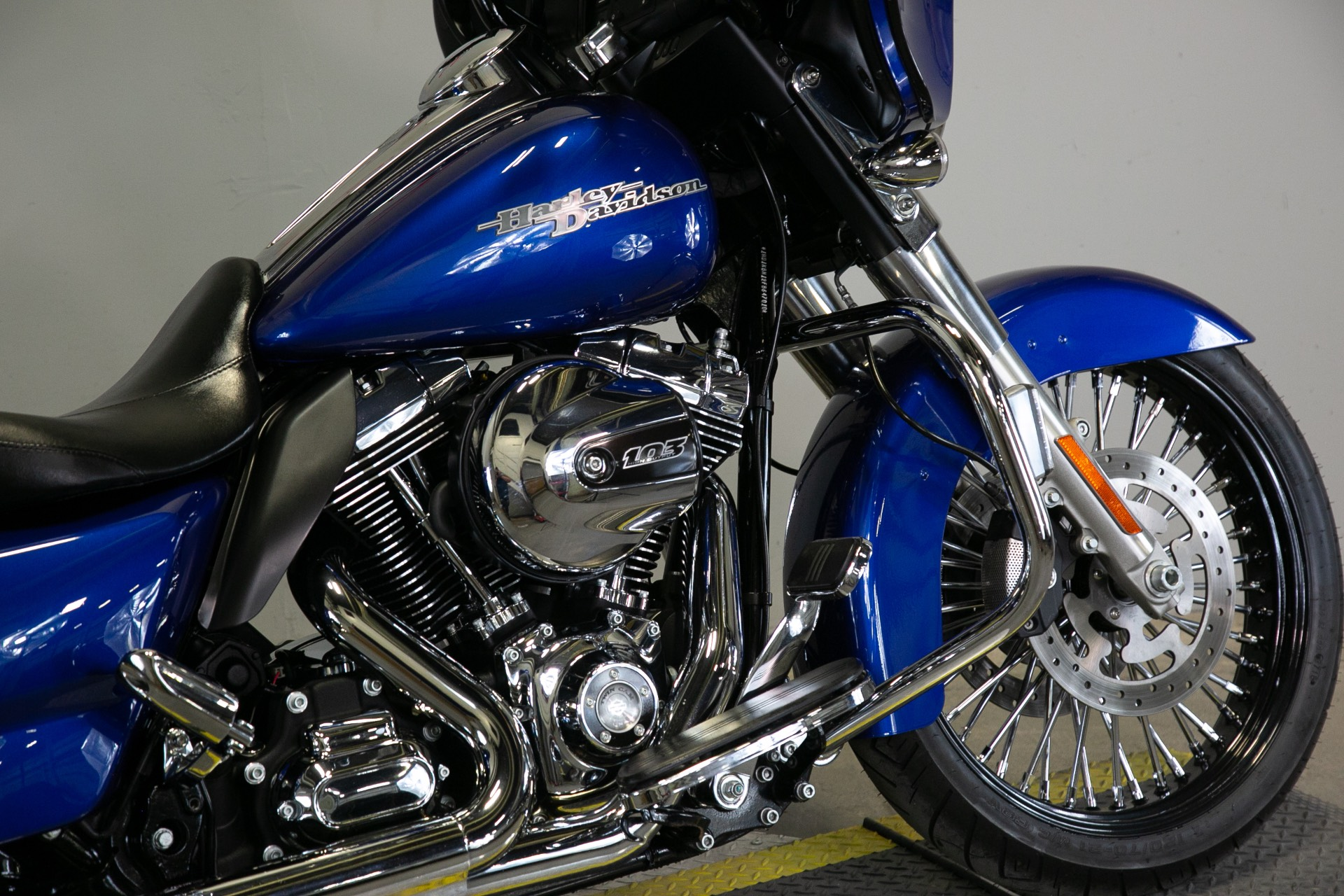 2015 Harley-Davidson Street Glide® in Sacramento, California - Photo 11