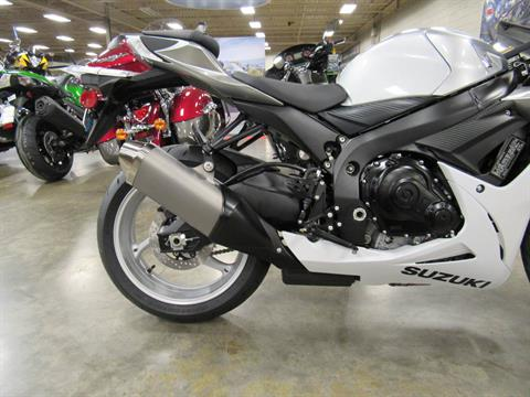 2018 Suzuki GSX-R600 in Romney, West Virginia