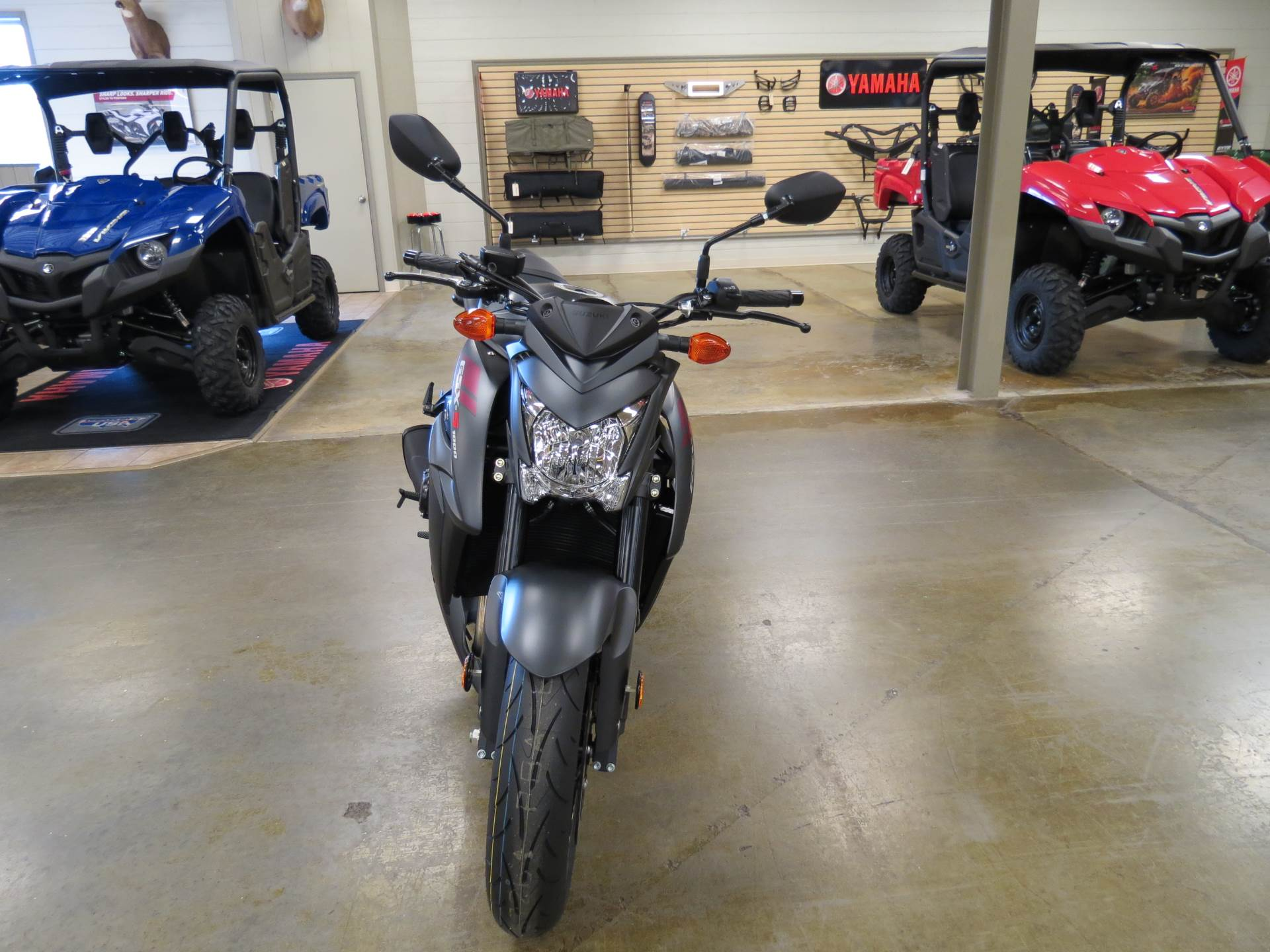 2018 Suzuki GSX-S1000Z in Romney, West Virginia