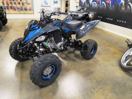 2017 Yamaha Raptor 700R SE in Romney, West Virginia