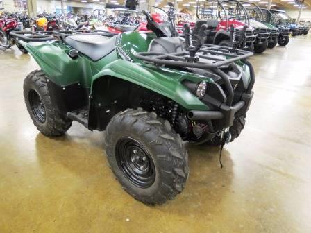 2017 Yamaha Kodiak 700 in Romney, West Virginia