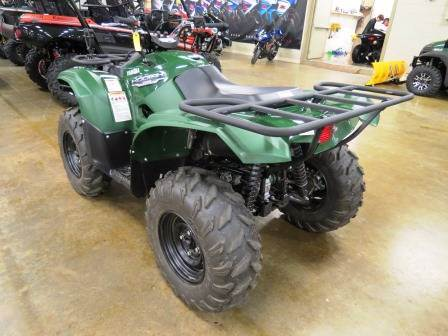 2017 Yamaha Kodiak 700 in Romney, West Virginia