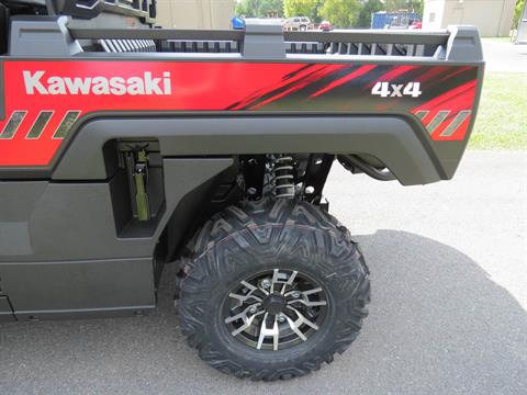 2018 Kawasaki Mule PRO-FXR in Romney, West Virginia