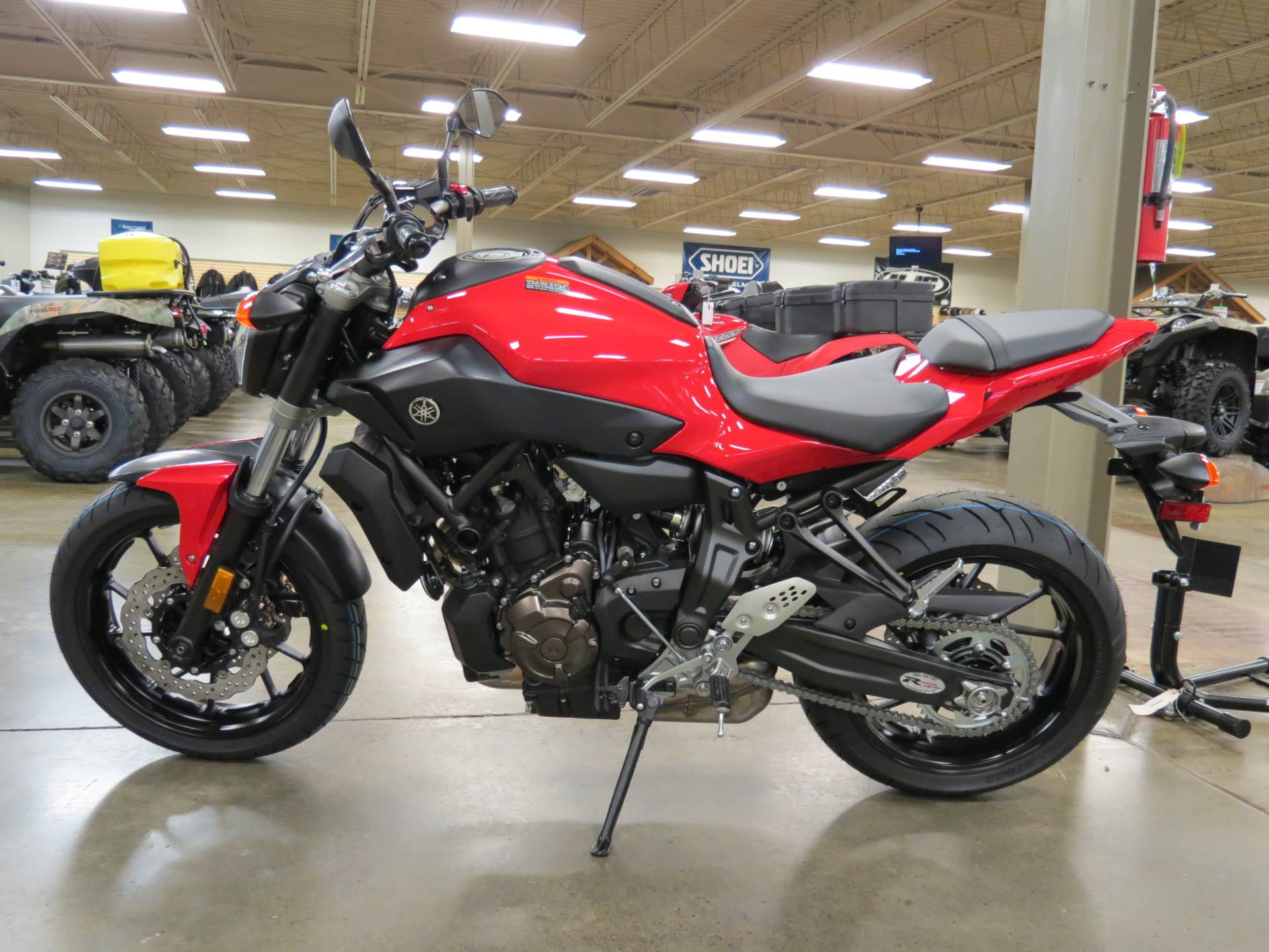 2017 Yamaha FZ-07 in Romney, West Virginia