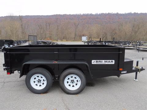 2017 Bri-Mar DT610LP-LE-7 in Romney, West Virginia