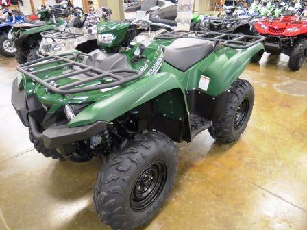 2017 Yamaha Grizzly EPS in Romney, West Virginia